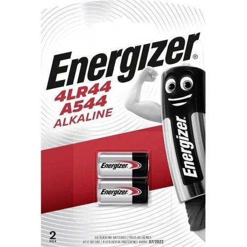 Energizer Alkaline 4LR44 A544 6V blister 2