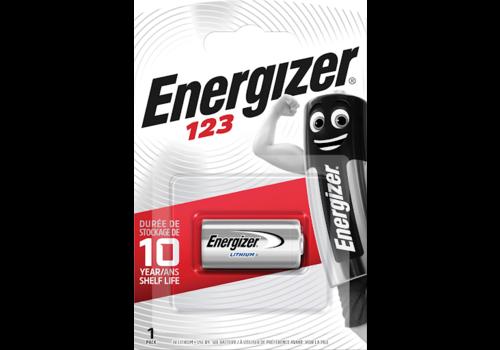 Energizer EL123 3V Lithium
