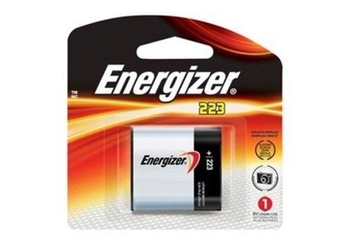 Energizer Lithium CR-P2P (223) 6V blister 1