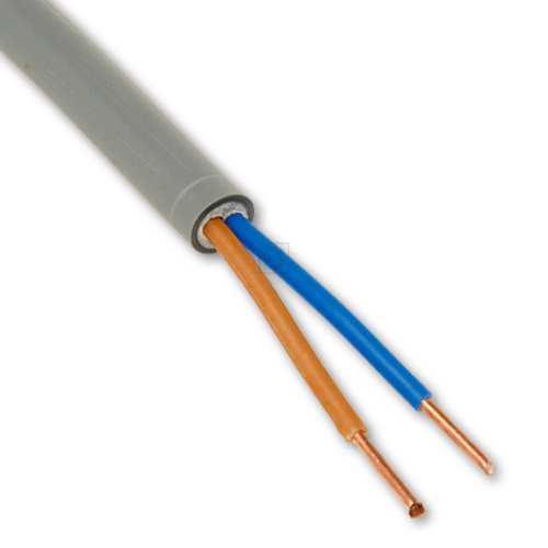 Donné 2x2.5 mm² YMvK Dca Ring