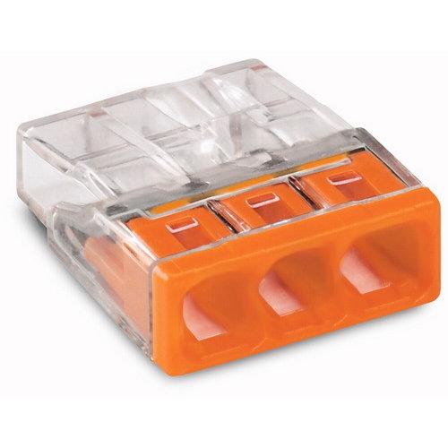 WAGO 3V lasklem mini 3x0.5-2.5