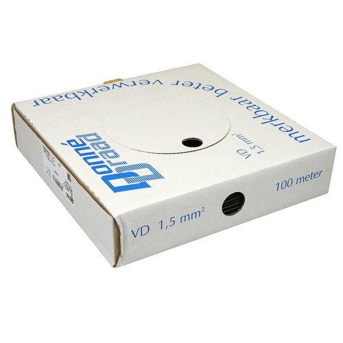 Donné VD 2.5mm² Blauw Eca donne
