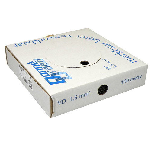 Donné VD 2.5mm² Geel/Groen Eca