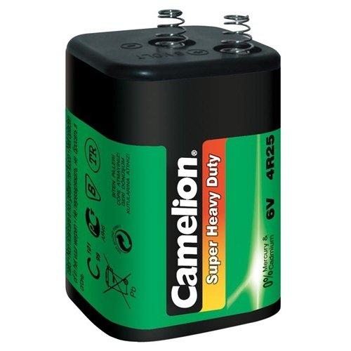 Blokbatterij veer 4R25  6 Volt 7A schrink 1