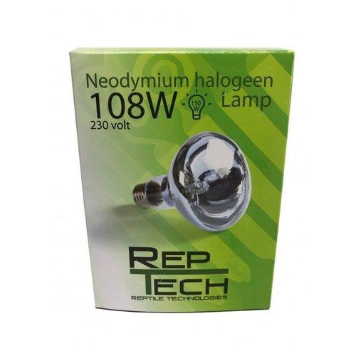 RepTech Neodymium Halogeen Lamp 108W