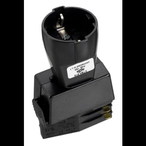 XTSA67S-2 3F WCD adapter zwart
