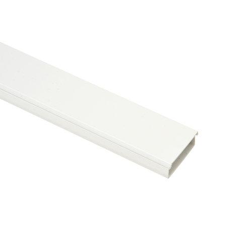 Tack Snoergoot 35x15mm + Tape wit/wit 2 meter