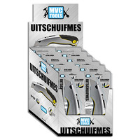 thumb-Uitschuifmes inclusief 4+1 mesjes op blister-3