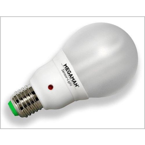 LED sensorlight 5,5W-40W E27