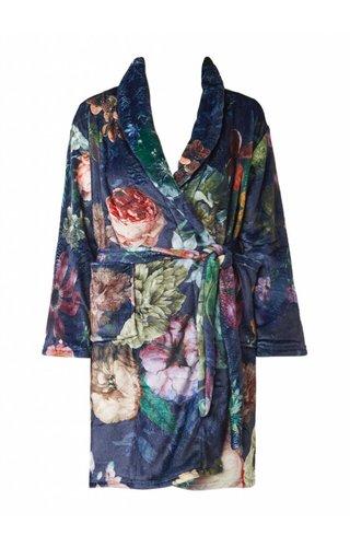 Ralph Lauren Fleur badjas met bloemdessin