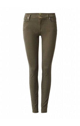 Calvin Klein Skinny low rise slim fit jeans