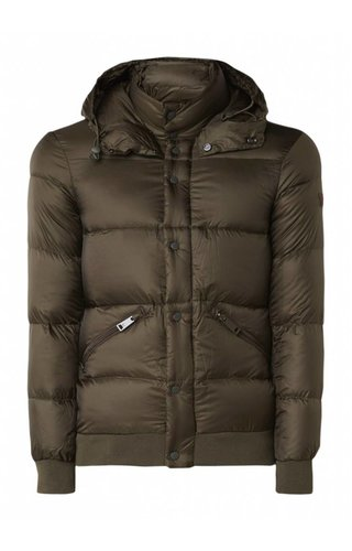 Armani Down jacket with detachable hood