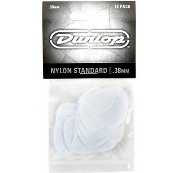 Dunlop Dunlop 12-pack standaard plectrums .38mm