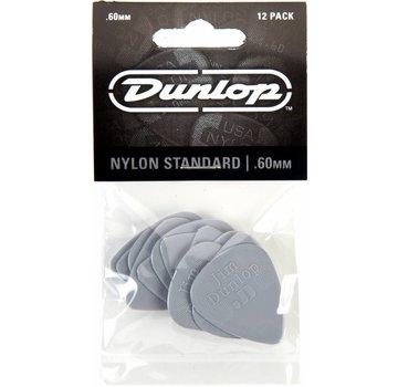 Dunlop Dunlop 12-pack standaard plectrums .60mm