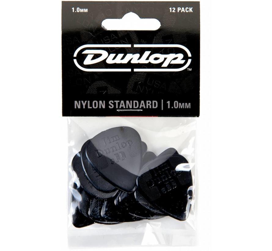 Dunlop 12-pack standaard plectrums 1.0mm