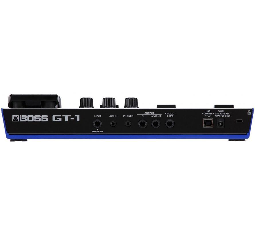 Boss GT-1 Effecten Processor - Multi-effect pedaal