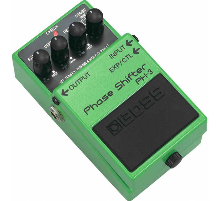 Boss PH-3 Phase Shifter gitaar effectpedaal