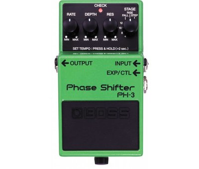 Boss Boss PH-3 Phase Shifter gitaar effectpedaal