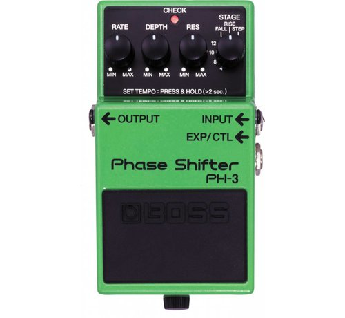 Boss Boss PH-3 Phase Shifter gitaar effectpedaal
