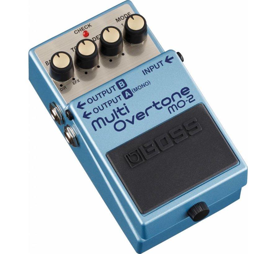 Boss MO-2 Multi Overtone modulatie-pedaal gitaar effectpedaal