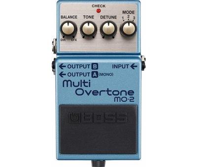 Boss Boss MO-2 Multi Overtone modulatie-pedaal gitaar effectpedaal