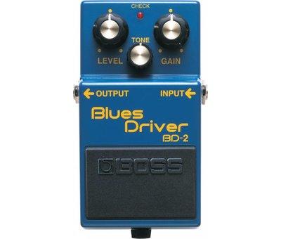 Boss Boss BD-2 Blues Driver gitaar effectpedaal