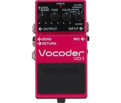 Boss Boss VO-1 Vocoder