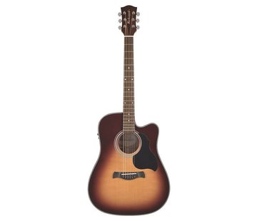 Richwood Richwood D-40-CESB Sunburst elektro akoestische gitaar