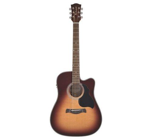 Richwood Richwood D40Richwood D-40-CESB Sunburst elektro akoestische gitaarCE Sunburst elektro akoestische gitaar
