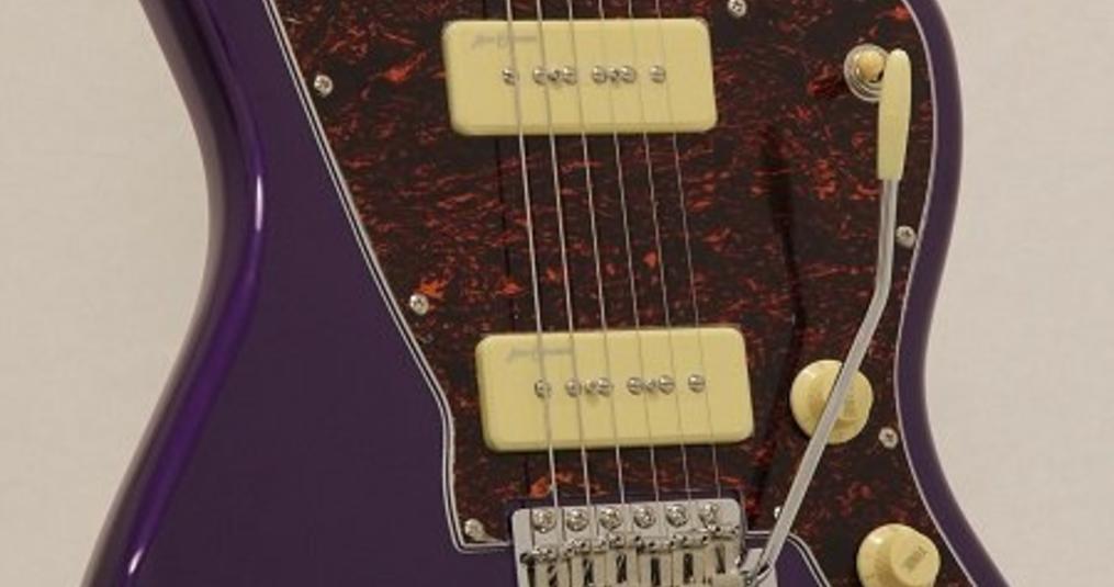 Bijzondere kwaliteit van Revelation Guitars