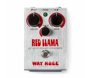 Way Huge Way Huge Red LLama 25th Anniversary Effectpedaal