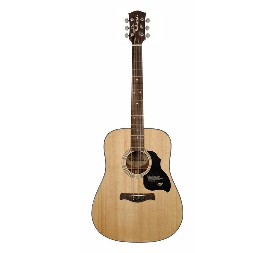 Richwood D-40 | Master Series handgebouwde Dreadnought gitaar