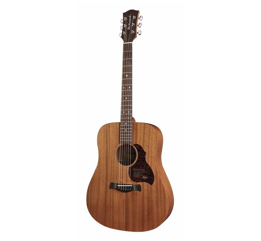 Richwood D-50 Master series Dreadnought gitaar