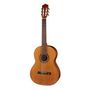 Salvador Cortez Salvador Cortez CC-10-SN Student Series klassieke gitaar 7/8 model