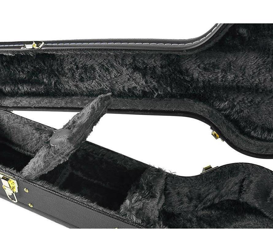 Boston gitaarkoffer voor akoestische gitaar | Auditorium OOO model | CAC-100-A