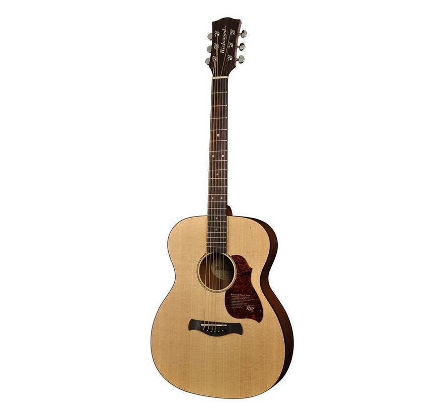 Richwood A-20-E semi akoestische gitaar