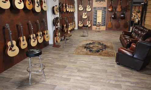 Grootste Taylor gitaar dealer van Nederland