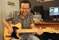 Maybach Guitars demonstratie met Bart Dietvorst