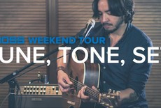 BOSS Weekend Tour – Tune, Tone, Set.