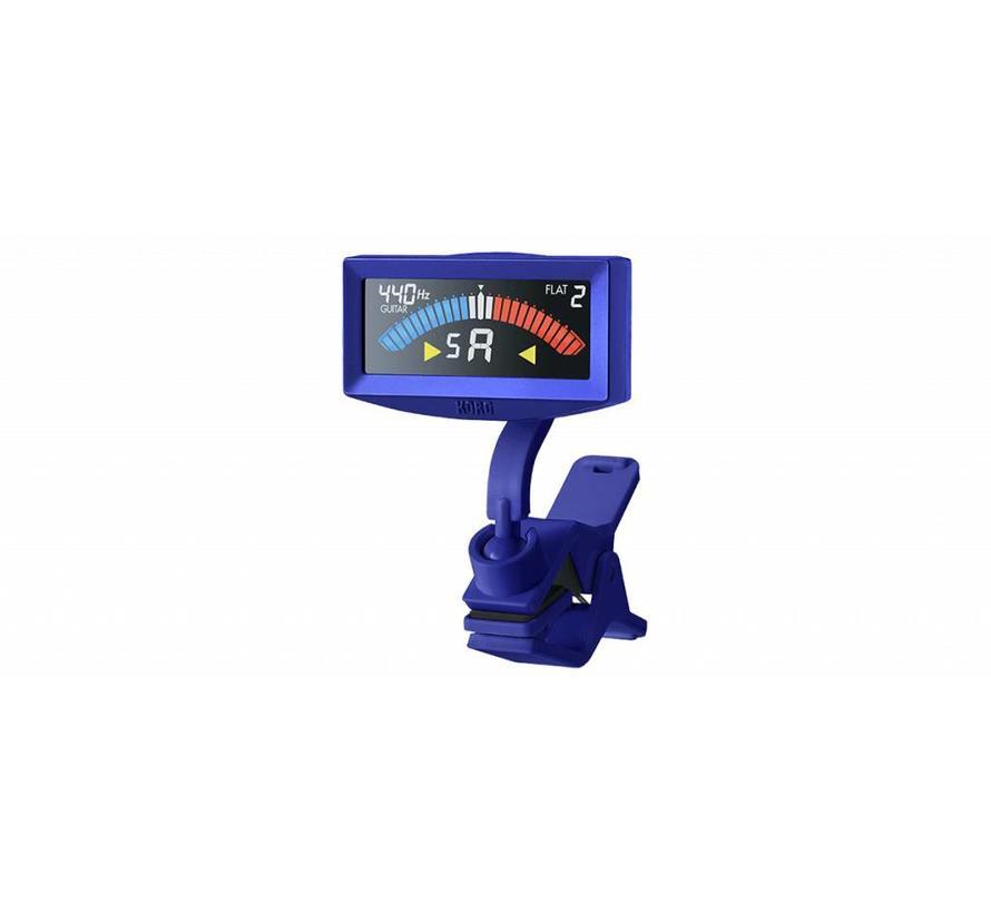 Korg PitchCrow-G blauw AW-4G-MBL