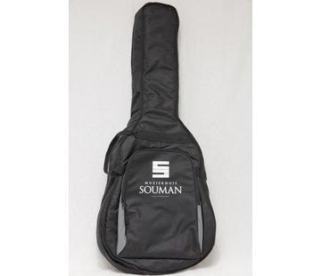 MS DLX Gitaarhoes voor akoestische gitaar ,binnenkort weer leverbaar !