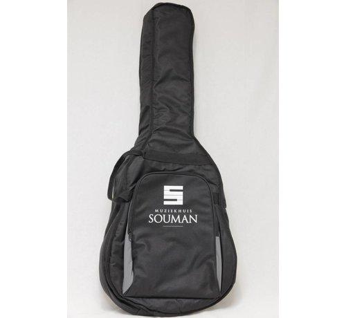 MS DLX Gitaarhoes voor akoestische gitaar | MS DLX-W | Western | Staalsnaar