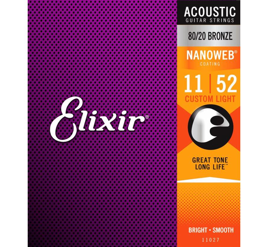 Elixir 11027 custom light snarenset