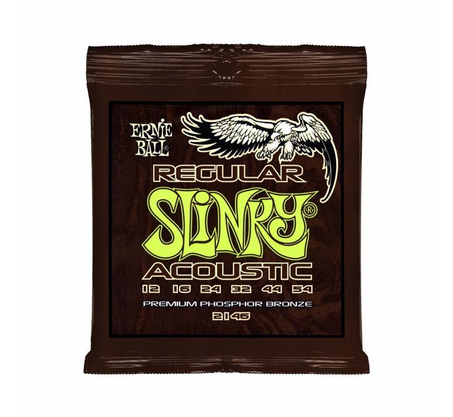 Ernie Ball Regular Slinky Acoustic snarenset