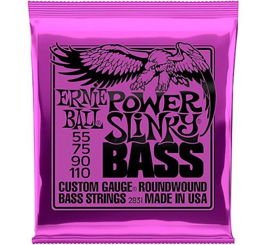Ernie Ball Power Slinky Bass snarenset
