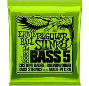 Ernie Ball Ernie Ball Regular Slinky Bass 5 snarenset