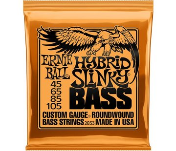 Ernie Ball Ernie Ball Hybrid Slinky Bass snarenset
