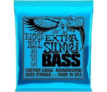 Ernie Ball Ernie Ball Extra Slinky Bass snarenset