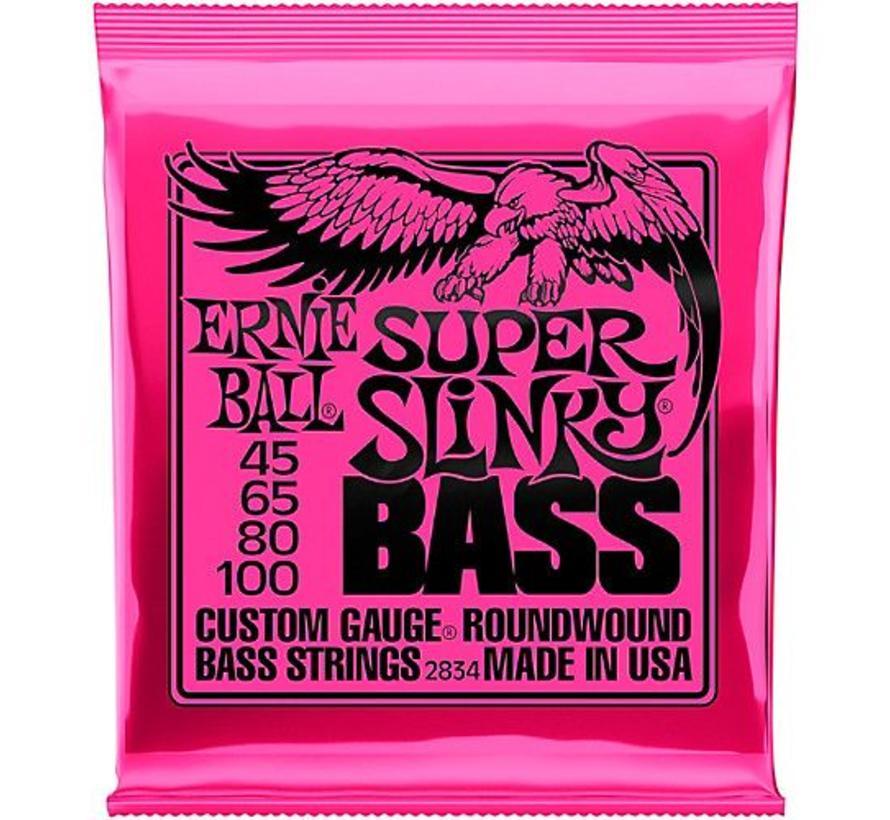 Ernie Ball Super Slinky Bass snarenset