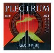 Thomastik Thomastik AC111 Plectrum | snarenset voor akoestische gitaar